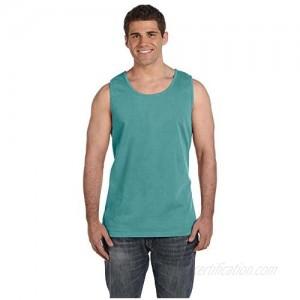 Comfort Colors Ringspun Garment-Dyed Tank  Large  SEA