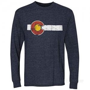 Classic Colorado Flag Long Sleeve T-Shirt