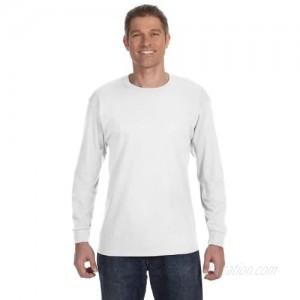 Jerzees Mens Heavy Blend Cotton/Poly Long Sleeve T-Shirt