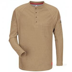 Bulwark FR Men's Iq Series Comfort Knit Fr Henley