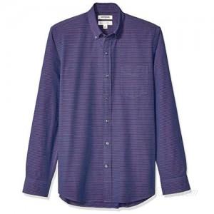 Brand - Goodthreads Men's Standard-Fit Long-Sleeve Poplin Shirt