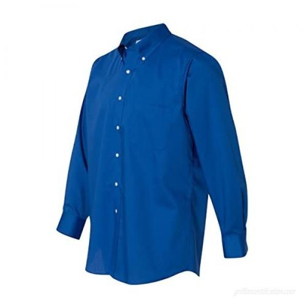 Van Heusen Long-Sleeve Dress Twill (13V521)