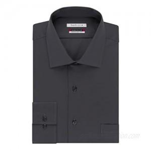 Van Heusen Men's Flex Collar Regular-Fit Long Sleeve Dress Shirt