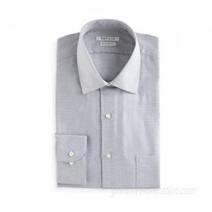 Van Heusen Men's Slim Fit Comfort Soft Wrinkle-Free Dress Shirt