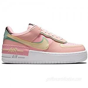 Nike Women's AIR Force 1 Shadow Arctic Punch Barley Volt CU8591-601