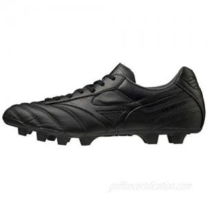 Mizuno Men's Football Soccer Shoe Black Womens 10