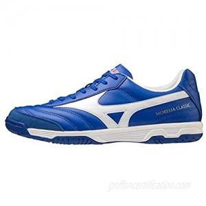 Mizuno Men's Football Soccer Shoe Reflexbluec White Womens 10