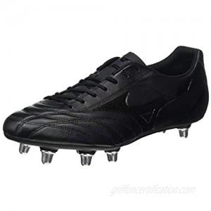 Mizuno Unisex Monarcida Neo Rugby SI Shoe Black 7.5 US Men