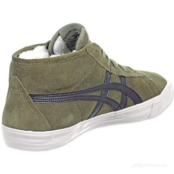 Onitsuka Tiger Fader Mid Mens Shoes Vintage Lace Up Leather