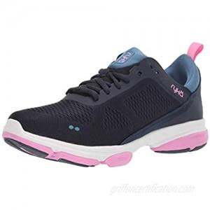 Ryka Women's Devotion XT 2 Training Shoe Navy 6.5