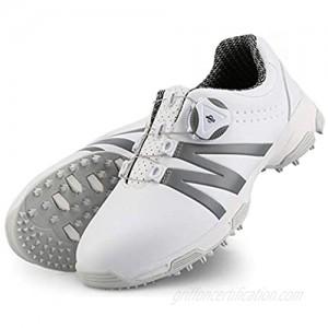 RTY XZ128 Women's Golf Shoes Water Proof Medium Width Gray 40