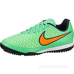 Nike JR Magista Onda Soccer Turf Cleats Indoor Green Kids 651657 380
