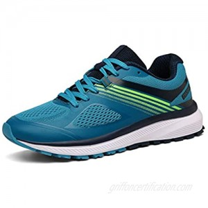 TSIODFO Men's Max Cushioned Running Shoes