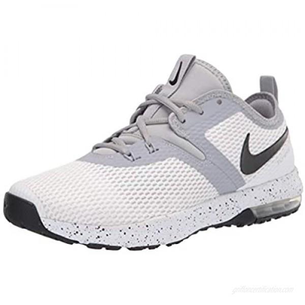 Nike Men's Air Max Typha 2 Training Shoes (10.5 M US White/Black/Wolf Grey)