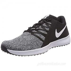 Nike Men's Varsity Compete Trainer Black/White Ankle-High - 9M