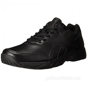 Reebok Men's Work N Cushion 2.0 Walking Shoe Black/Black 8.5 4E US