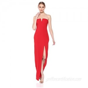 LIKELY Women's Windsor Strapless Fitted Gown