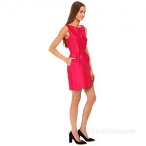 Kate Spade New York Women's Flirty Back Mini Dress Sweetheart Pink 8