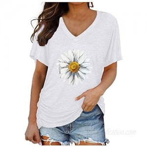 Womens T Shirt Top sexy Camisole floral oil painting print casual sleeveless Backless bottoming vest top